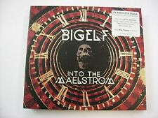 BIGELF - INTO THE MAELSTROM - 2CD LIMITED EDITION LIKE NEW 2014