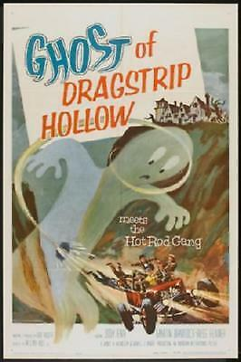 Ghost Of Dragstrip Hollow Movie Poster 11x17 Mini Poster