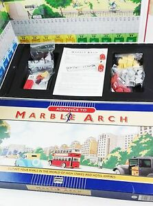 ADVANCE TO MARBLE ARCH BOARD GAME PARKER 1985 COMPLETE amp  EXCELLENT CONDITION - <span itemprop='availableAtOrFrom'>Edinburgh, United Kingdom</span> - ADVANCE TO MARBLE ARCH BOARD GAME PARKER 1985 COMPLETE amp  EXCELLENT CONDITION - Edinburgh, United Kingdom