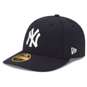 new arrival c0c61 a295c Image is loading New-Era-5950-New-York-Yankees-GAME-Low-