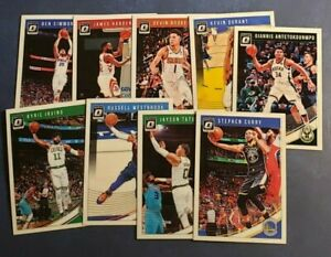 2018-19-Donruss-Optic-You-Pick-Veterans-Rookies-1-200-A-Z-You-Pick-the-Card