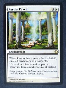 Rest in Peace Heavy play - Mtg Magic Cards #L1