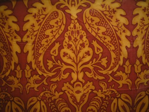LUXURY VELVET WATTS /& CO FABRIC BENTINCK