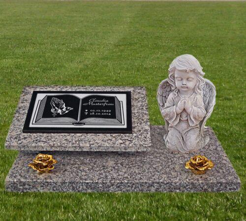 Naturschiefer Grabstein Gedenktafel Gedenkplatte Tiergrab Grabplatte Urne Gravur