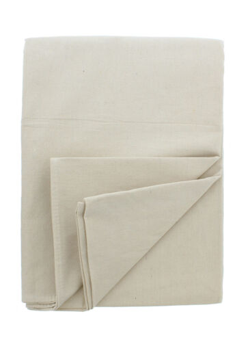ABN Painters Beige Canvas Paint Drop Cloth XL 9' x 12' Foot for Painting