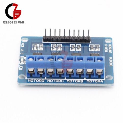 L9110S H-bridge 4 Bit DC Stepper Motor Driver Precise for Arduino