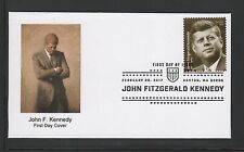 John F. Kennedy First Day Cover - Only 5 Covers Made