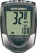 Cateye Bicycle Astrale 8-Function CC-VL810 WIRED Cycling Computer Bike Odometer