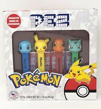 Pokemon Pez Gift Set (4pc)
