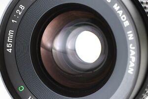 Quasi-Nuovo-5-Mamiya-Sekor-C-45mm-F-2-8-N-Lens-M645-1000s-TL-GIAPPONE-Super-Pro-0