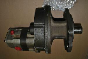 Von ruden rol seal hydraulic motor rebuilt rsa04 planetary for Von ruden hydraulic motor