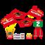 adesivi-grafiche-Suzuki-Rm-125-250-1998-1996-1997-kit-completo-team-moto-cross Indexbild 1