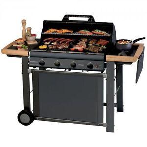 Barbecue a gas campingaz adelaide 4 classic dlx no pietra for Fornello elettrico ikea