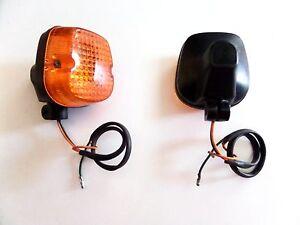 original Blinker hinten  Turn Flasher rear Indicator Honda XL 125/185 S  MD02