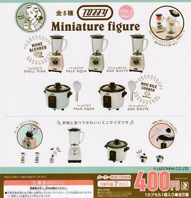 J Dream TOFFY miniature figures VOL.3 Gashapon 5 set mini figure capsule toys | eBay