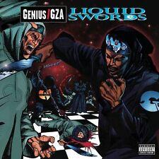 Genius / GZA - Liquid Swords - 2 x Vinyl LP *NEW & SEALED*