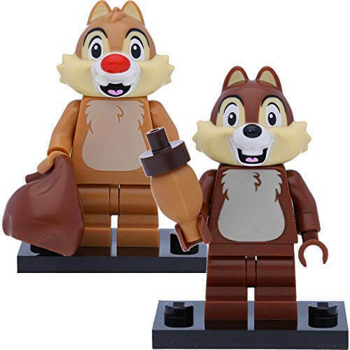 LEGO DISNEY MINIFIGURES PAIR FROM 71012 SERIES # 1 OR 71024 SERIES #2