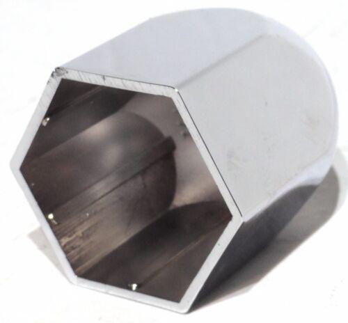 """UP Lug Nut Covers 1 1//2/"""" Push-On Standard Plastic 2 1//4/"""" Tall #10057 Set of 60"""