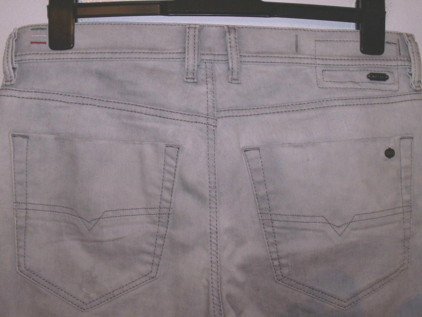 Diesel tepphar slim-carrot fit jeans wash 0820Q stretch W32 L32 (a3418)