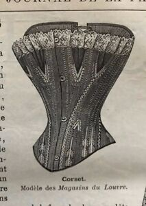 MODE-ILLUSTREE-SEWING-PATTERN-July-3-1892-Corset-lingerie