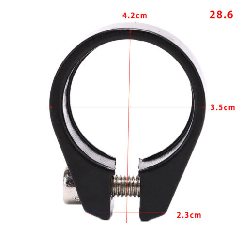 Road Bicycle Quick Release Seatpost Clamp Bike Cycling Seat Post Tube Clip