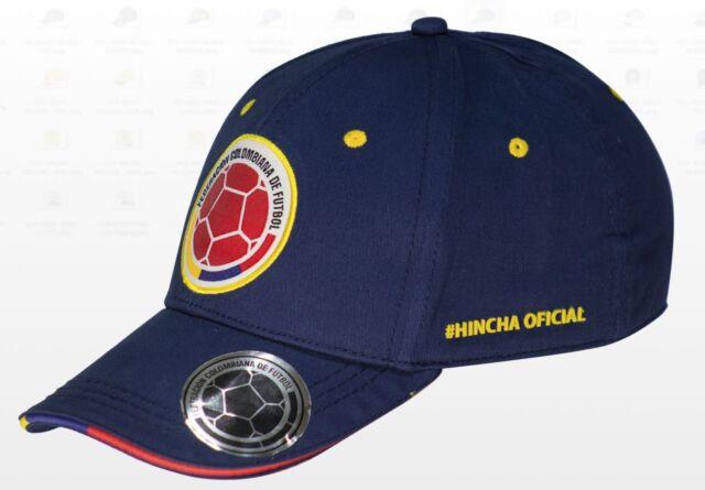 Colombia Copa America 2016 Soccer Curved Brim Hat / Cap FCF licensed