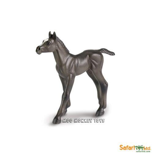 ARABIAN FOAL Safari Ltd #153705 HORSE Replica Collectible Toy NWT