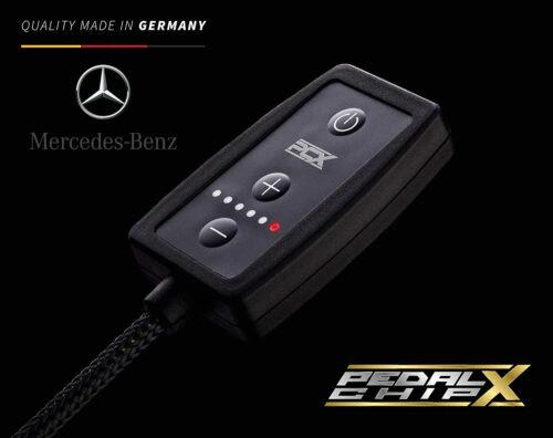 Mercedes C Class W//S 204 C300 3.0L V6 2008-2015 Pedal Chip X Throttle Tuning