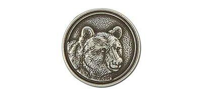 "Buffalo Nickel Concho 7//8/"" Tandy Leather 7093-02"