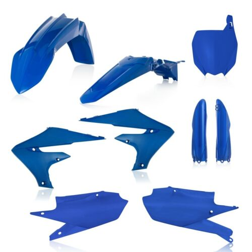 YAMAHA KIT PLASTICA FULL COMPLETA YZF 450 2018 /> 250 2019 ACERBIS MADE IN ITALY