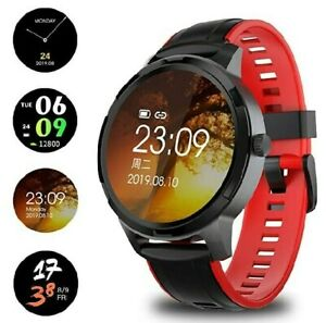 Smart Watch Full Touchscreen Activity Fitness Tracker HR Monitor Android iOS