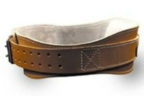 Schiek L2004 4 3//4 inch Leather Support Weight Lifting Belt ~ALL SIZES AVAILABLE