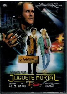 Juguete-mortal-The-Manhattan-Project-DVD-Nuevo