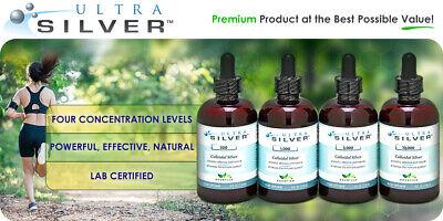Ultra SIlver Colloidal Silver