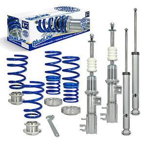 Advertencias-Blueline-Gewindefahrwerk-Kit-de-suspension-Vauxhall-Corsa-D-1-6-T-Vxr