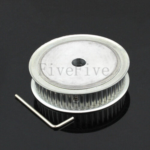 HTD 5M-50T 6//8//10//12//20//25mm Bore 21mm Width Timing Belt Drive Pulley 50 Tooth