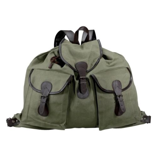 Rucksack Segeltuch Jagd Rucksack 55x60cm praktisch und robust