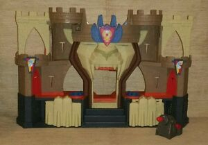 Fisher Price Dragon Lion's Den Castle Imaginext Playset