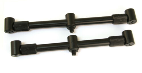 Fox Black Label 3 Rod Adjustable Buzz Bars Standard CBB004 Buzzer Bar