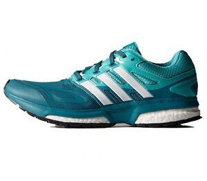 espontáneo Perspectiva Acostumbrar  Nuevas Adidas Response Boost Mujer Running Verde Azulado Verde Talla 7, 38  euros | eBay