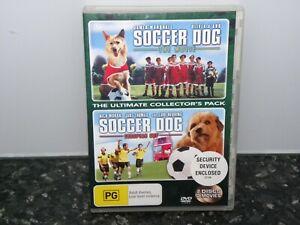 Soccer-Dog-The-Movie-Soccer-Dog-European-Cup-DVD-2-Disc-Set-VGC