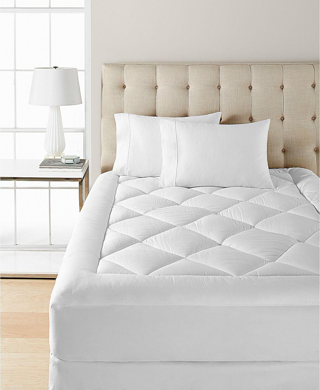 Martha Stewart King Mattress Pad Dream Science Ultra Comfort T94392