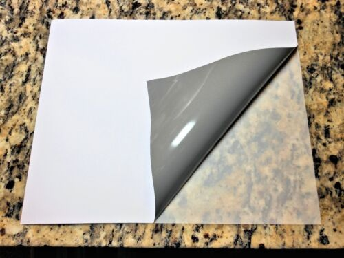 Combo - Inkjet BLOCKOUT matte vinyl/3M Scotchcal - 20 Pack (13in x 19in sheets)
