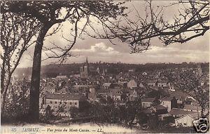 14-cpa-LISIEUX-Vue-prise-du-Mont-Cassin