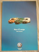 VW LT GAMA FOLLETO c1998 LT46 del mercado australiano?, LT35 MWB LWB