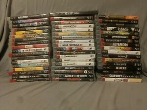 Playstation 3 PS3 Games Tested You Choose!- Save up to 15%! - Free Shipping