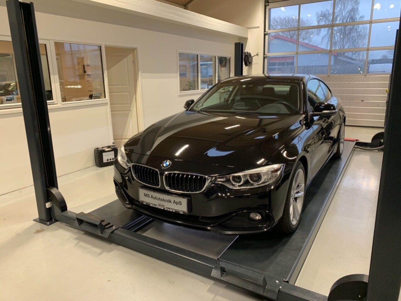 BMW 430d 3,0 Coupé aut. 2d - 369.900 kr.