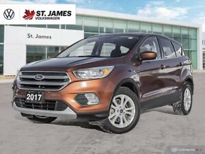 2017 Ford Escape SE, One Owner, Heated Seats, Backup Camera