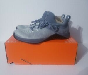 Nike Metcon Dsx Flyknit 3 Grey/Black Training Shoes AQ8022-002 Men Size 9 New DS