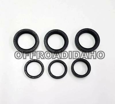 FRONT DIFFERENTIAL SEAL ONLY KIT POLARIS SPORTSMAN 500 2013 4X4 4WD FOREST